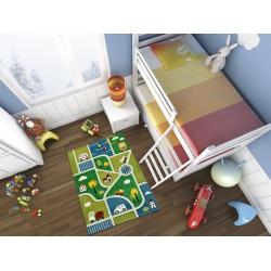 Alfombra infantil perfecta para salón y dormitorio